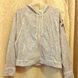 New Victoria Secret cropped hoodie